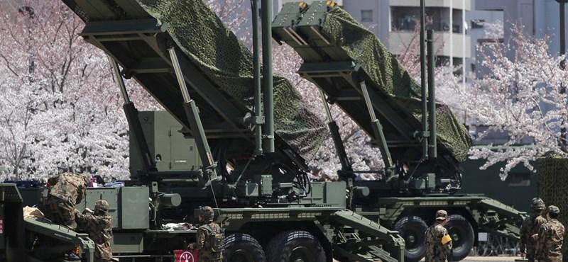 Riadókészültségben van Japán a koreai rakéta miatt