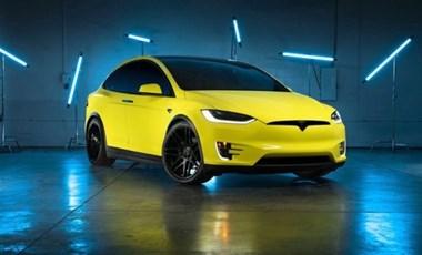 Új szolgáltatást vezetett be a Tesla, hogy ne legyenek az autói annyira egyformák