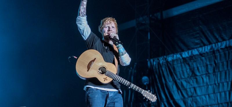 Másfél éves szabadságra megy Ed Sheeran