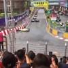 Videón az elmúlt évek egyik legdurvább formula autós versenybalesete
