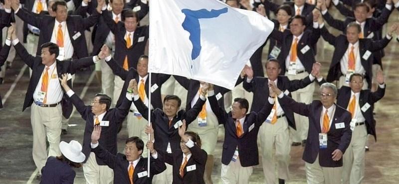 Újabb kérdésben állapodott meg Észak- és Dél-Korea – közösen vonulnak
