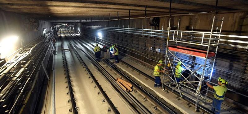 Hivatalos: annyiba kerül a 3-as metró felújításának következő szakasza, mint az előző