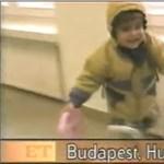 """Közösségi gyűjtés indult Michael Jackson """"magyar gyerekéért"""""""