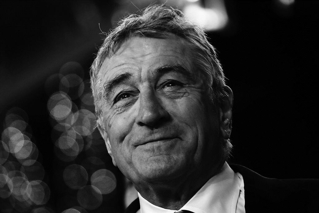 afp.16.05.21. - Robert de Niro - Cannes-i Filmfesztivál feketén-fehéren, Nagyítás