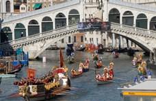 Két turista kávét főzött Velencében, nem kellett volna
