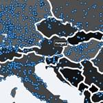 Friss térkép: sajnos nem állt le a globális kibertámadás