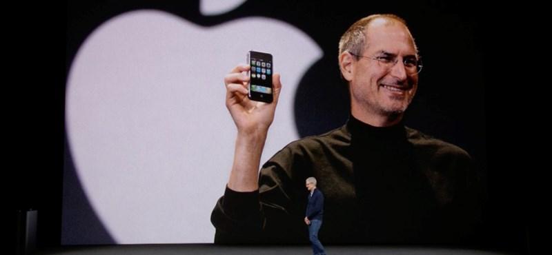 1 grafikon, 5 mérföldkő: ezek repítették az Apple értékét 1 billió dollár fölé