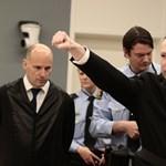 A Facebookon kért halálbüntetést: kizárták a Breivik-per egyik ülnökét