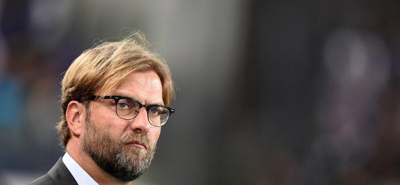 Gól nélküli döntetlennel debütált Jürgen Klopp a Liverpool élén