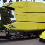 Már el is adtak egyet a Lamborghini 2700 lóerős hajójából – videó