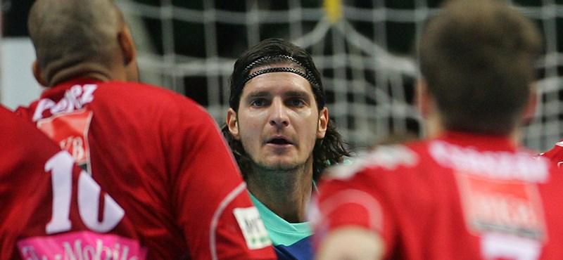 Nagy László marad a Barca kapitánya, de edzője nem érti az időzítést