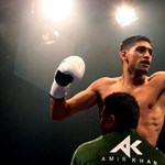 Amir Khan kihívná a Pacquiao-Mayweather meccs győztesét