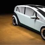 Üdvözöljük a világ első biológiailag lebomló autóját