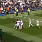 Ámokfutás és bunyó is volt a Leeds-Aston Villa meccsen- videó