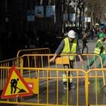 Jóslat Brüsszelből: durván lassulhat a magyar GDP-növekedés