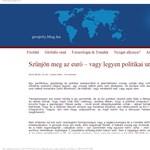Euró: egy ország nélküli pénz nem életképes