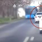 Késes rablási kísérlettel és garázdasággal is gyanúsítják a Pesti úti autós ámokfutót