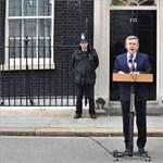 Gordon Brown távozik a Munkáspárt éléről