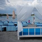 Nyit a strand a Lupa-tónál is, a belépéshez nem kell védettségi igazolvány