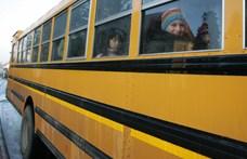 Ellenőrizték az iskolai buszokat, nyolcnál nem stimmelt valamit