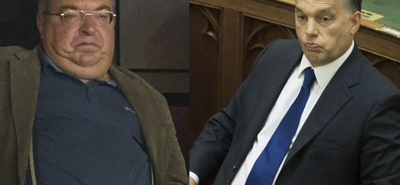 Simicska nagyon sok pénzt áldozna Orbán leváltására