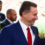 A Fidesz szerint Gruevszkit fenyegeti a macedón, baloldali Soros-kormány, ezért megilleti a védelem