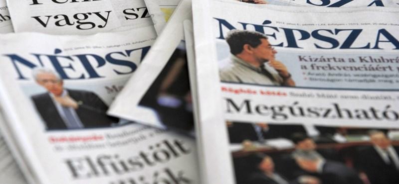 Megyei lapokat vett a Népszabadság tulajdonosa