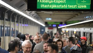 Ivókutak kerülnek a 3-as metró állomásaira