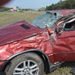 Súlyos balesetet okozott, majd a helyszínen megszült egy bolgár nő