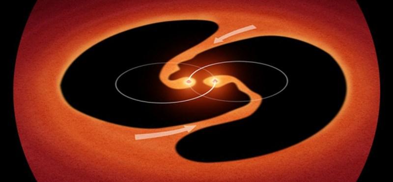 NASA-műszerekkel lesték ki egy csillagrendszer titkait magyar kutatók