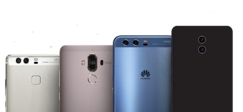 Elegáns fricska a Huaweitól a Samsungnak