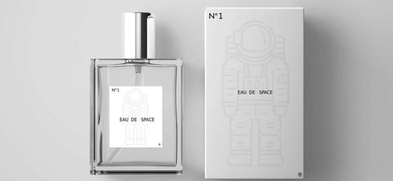 Elkészült az űr illatú parfüm