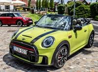 Minimalista facelift – menetpróbán a megújult Mini Cooper család