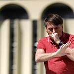 Brazília eltüntette a hivatalos járványügyi adatait