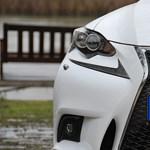 Lexus IS 200t-teszt: egy japán harcos Európa ellen