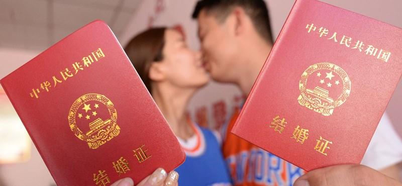Menyasszonyoknak készül adatbázis párjuk bántalmazó múltjáról Kínában