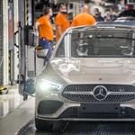 Óriásit zuhant az autógyárak termelése, és magával rántotta a teljes magyar ipart