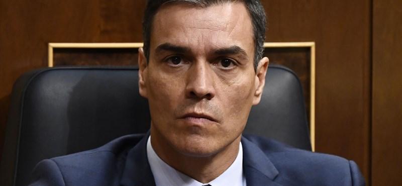 Pedro Sánchez lett Spanyolország miniszterelnöke