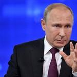 Putyin hiperszonikus fegyvereket adna el az USA-nak