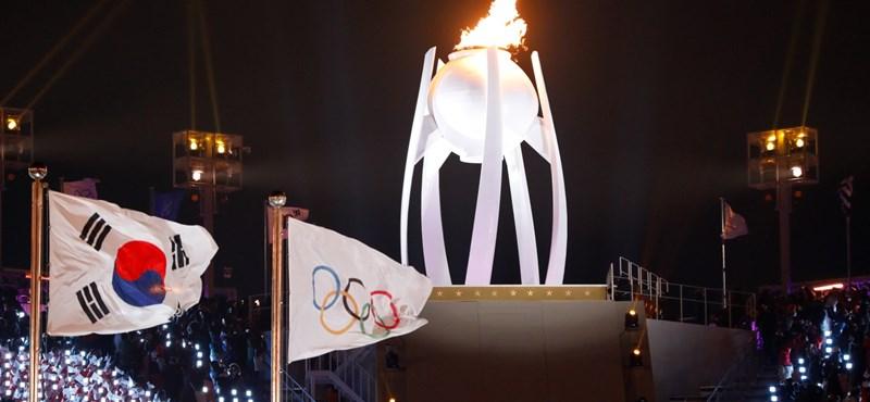 Olimpia: már annak is örülhettek a magyar síelők, hogy bukás nélkül célbaértek