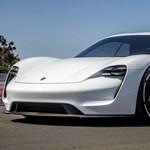 Hivatalos: 600+ lóerős a Porsche első villanyautója, retteghet a Tesla?