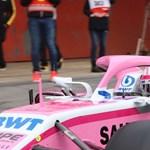 Mi ez a nem túl szép furcsaság az összes új F1-es autón? Körbefotóztuk, mutatjuk