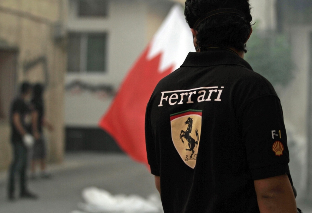Forma-1 - Bahreini nagydíj - Nagyítás-fotógaléria