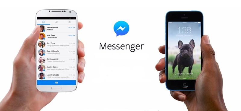 Zuckerberg végre elárulta: ezért kényszerítik rá mindenkire a Facebook Messengert