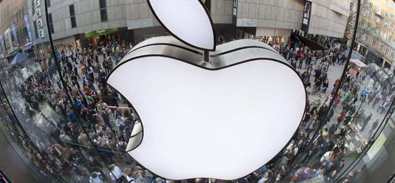 Celebeket uszíthatott a kínai köztévé az Apple-re