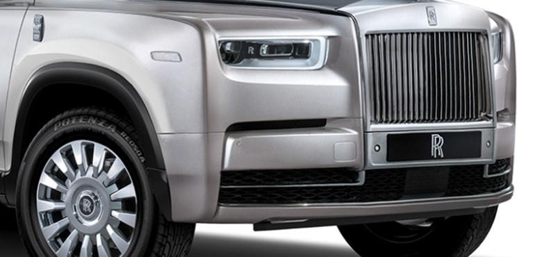 Itt a melós Rolls-Royce: a betonkeverő is felfér a platóra