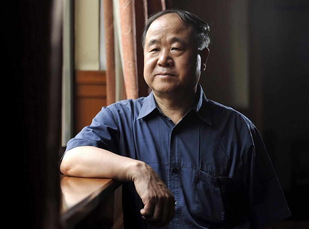 Mo Jen (Guan Moye, Mo Yan) kínai író - Nobel-díjak