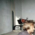 Egy fotó az örökkévalóságnak: amikor Diana hercegnő Makk Károly forgatásán járt