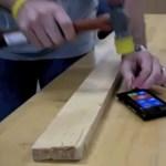 Videó – Nokia Lumia 900 kalapácsteszt