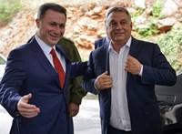 Belügyminiszteri külön engedéllyel léphetett az országba Gruevszki